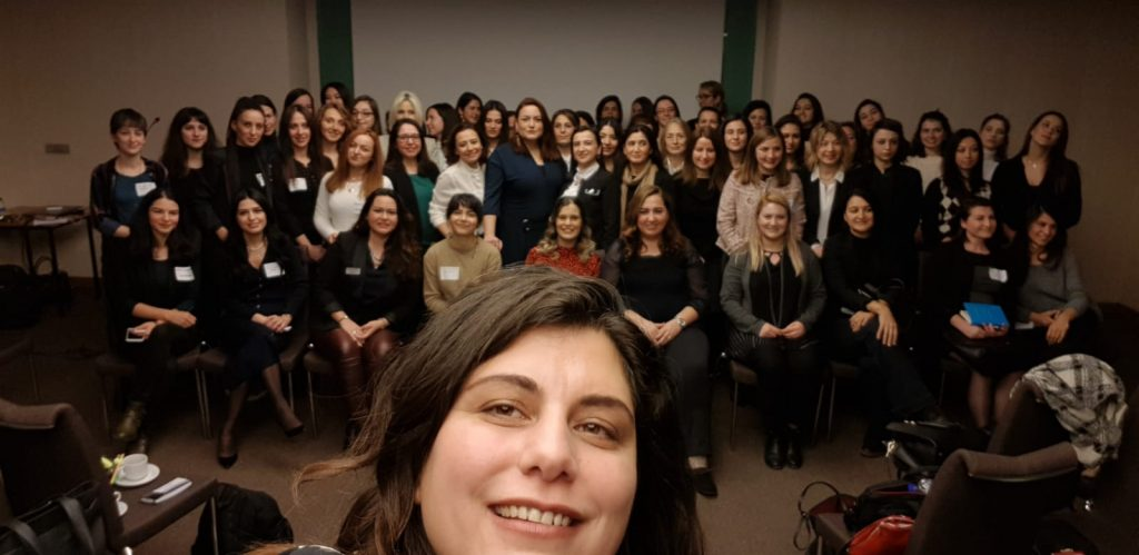 TWRE Turkısh women renewable and energy meeting